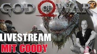 God of War - Livestream mit Goody