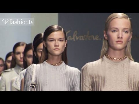 Fashion Week - The Best of Milan Spring/Summer 2013 -  Fashion Week Review Part 1 | FashionTV
