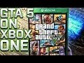 GTA 5 ON XBOX ONE!!! (How To Play GTA 5 on Xbox One Tutorial!)