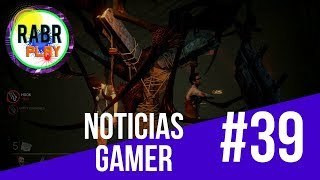 Noticias Gaming #39 PUBG - STEAM - DEAD BY DAYLIGHT - WORLD OF WARCRAFT - DARWIN PROJECT