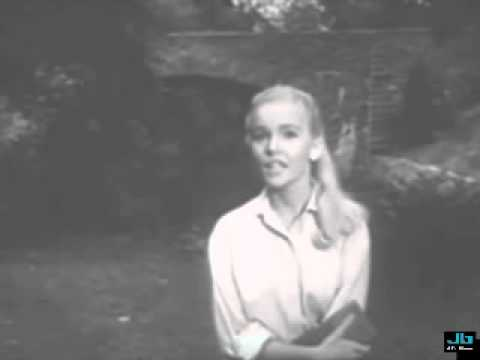 Tuesday Weld - Little Blue Wren (Tuesday lip-synchs and Connie Francis sings)