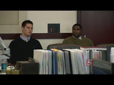 Graphic Video Shown To Jurors In Vanderbilt Rape Trial video