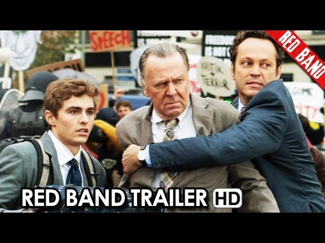 Unfinished Business Final Red Band Trailer (2015) - Vince Vaughn HD