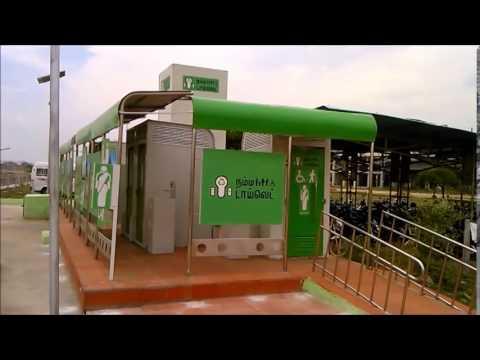 State Of The Namma Toilet In Tamilnadu video
