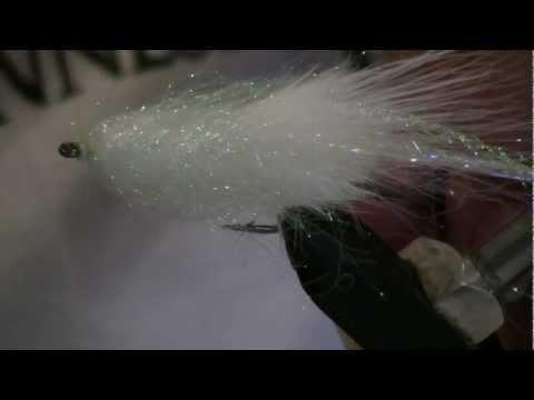 Tying a Generic Baitfish Pattern