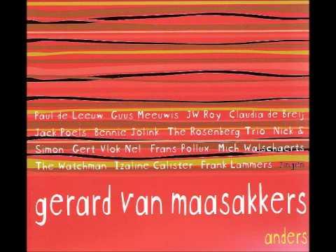 Gerard Van Maasakkers - Goade Mee