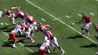 Stephen Houston vs Bowling Green (2013)