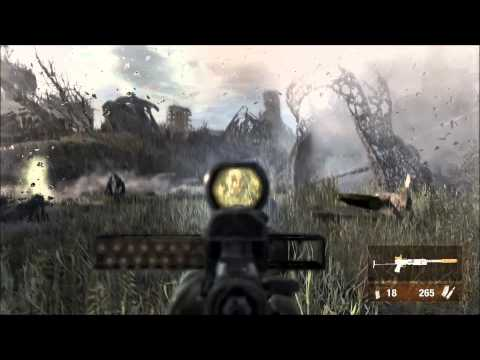 Metro: Last Light Max Settings