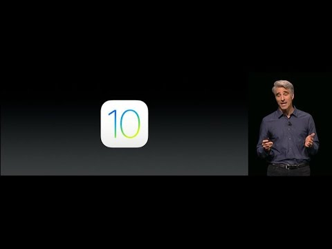 Apple unveils iOS 10, packs it with new features (CNET News)