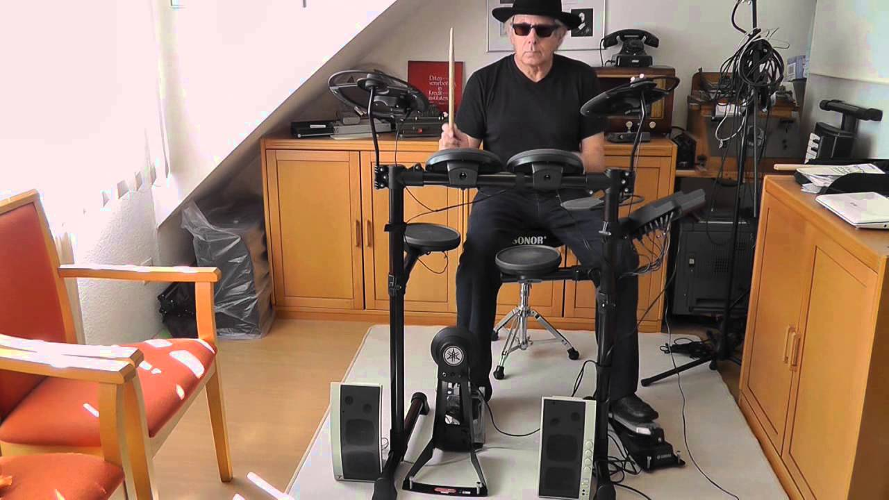 Electronic Drum Set Yamaha Dtx