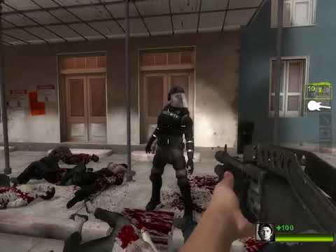 Left 4 dead 2 Infected