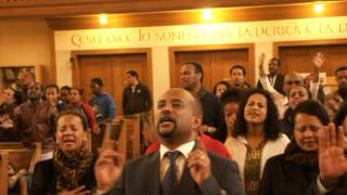 Elshalom new Year Confernce with Pro. Kebede kedida Des.2012 Zurich