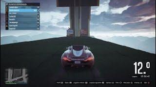 Grand Theft Auto V online carrera con mi amigo