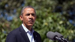 Remarks by the President on Egypt  8/16/13