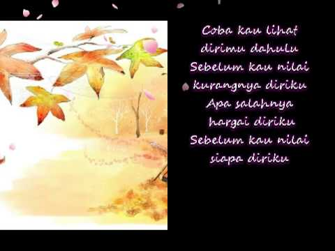 Hargai Aku~ARMADA (with lyrics)