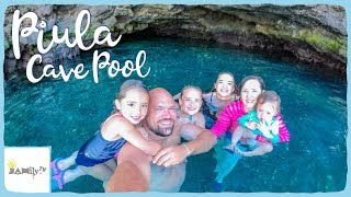 PIULA CAVE POOL | BEST SPOT IN SAMOA?? | SAMOAN VLOG | Episode 87