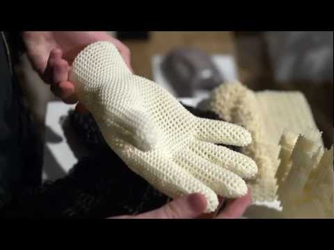 London 3D printer show: A world of pure (plastic) imagination
