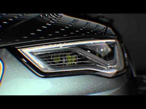 Audi LED Light Technology