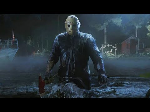 PRO LEVEL GAMEPLAY! | Friday The 13th: The Game