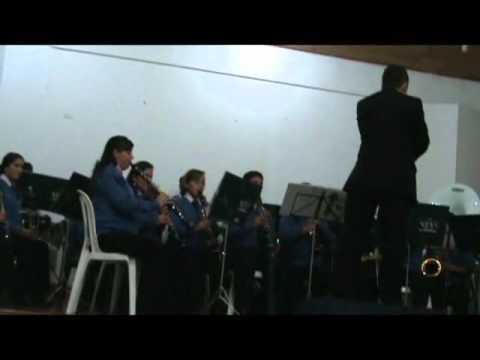 persis overture de james l hosay - banda sinfonica de la union- antioquia vive la musica 2010