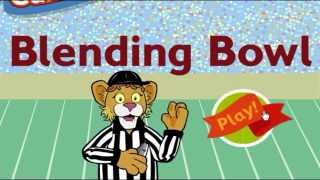 ♡ Between The Lions - Blending Bowl Educational Blending Sounds Game For Kids