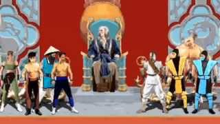 Mortal Kombat Is Not A Tournament (RUS dub.)