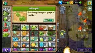 Seed Packet Duplication - Plants vs. Zombies 2: It