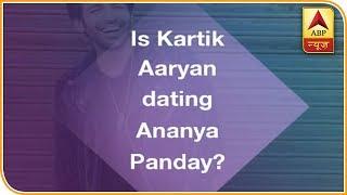 Is Kartik Aaryan Dating Ananya Panday?   ABP News