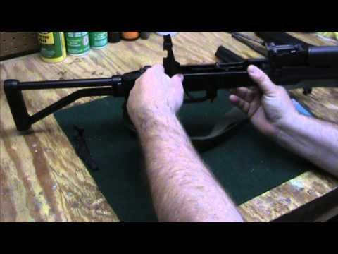 Krebs Custom AK Safety Mk. VI