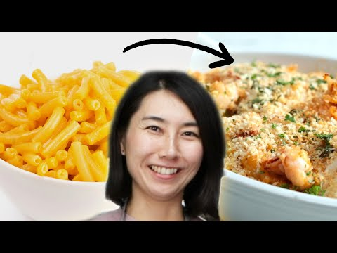 Can This Chef Make Boxed Mac 'N' Cheese Fancy? • Tasty