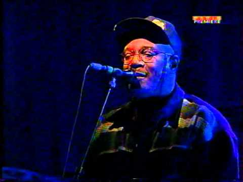 MASSIVE ATTACK Live in Amsterdam 08/04/1998 Part 1/7