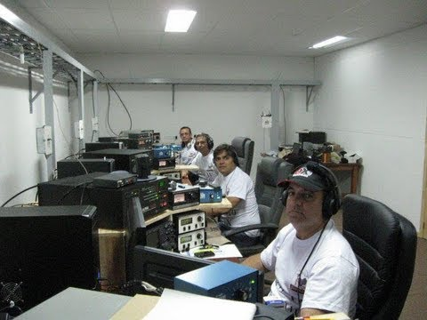 HK1NA CQ WW CW 2012 @HK1R Jumanji Field Contest Station