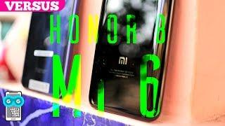 Perbedaan Xiaomi Mi 6 dan Huawei Honor 8 (Versus Video)