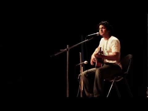 Stand Up Comedy: Song on the spot (Guitar Humour) Live at Alliance Francaise -Kenneth Sebastian