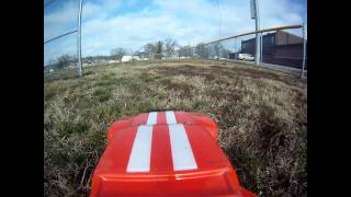 Slash 4x4 With Gopro And Suction Cup Mount Test 01