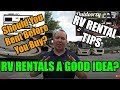 Is Renting a RV a Good Idea - The RV Rental Industry Has Forever Changed