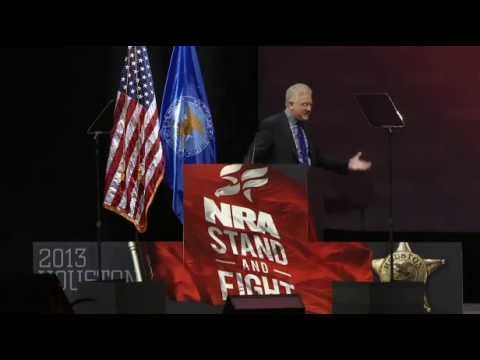 Glenn Beck Keynote at 2013 NRA Convention