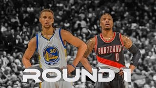 Golden State Warriors vs Portland Trail Blazers Playoff Preview