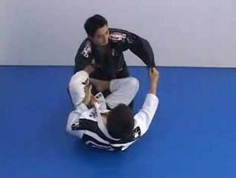 Tatsuya Onose Spider Guard Sweep #1 Image 1
