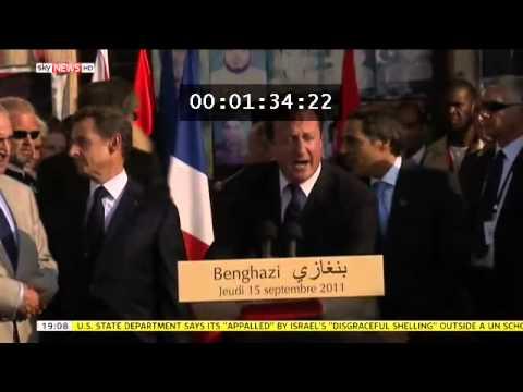 Nabila Ramdani - Sky News - British Embassy in Libya shuts down - 03 Aug 2014