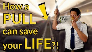 EMERGENCY OXYGEN system for PASSENGERS! Explained by CAPTAIN JOE