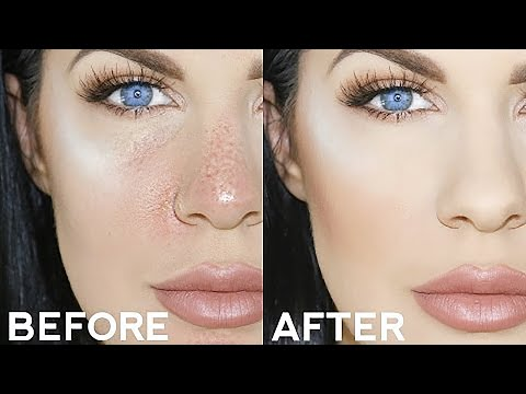 HOW TO STOP FOUNDATION FADING/RUBBING OFF!!   FLAWLESS LONGWEAR MAKEUP!