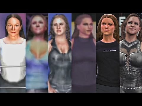 WWE 2K17 - Stephanie McMahon Entrance Evolution! ( Smackdown 2 To WWE 2K17 ) thumbnail