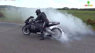 5 Siêu Xe Moto Hầm Hố Cơ Bắp Nhất Quả Đất - Không Dành Cho Người Việt