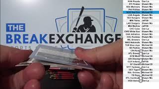 2017 Chronicles Baseball 1-box break! (Break ID: 5219)