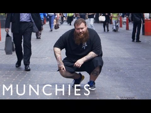 Action Bronson 'Fuck, That's Delicious' (Episode 3)