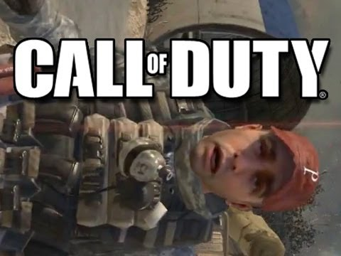 Call of Duty Funny Moments with the Crew! (Epic Fails, Close Calls, and More!)