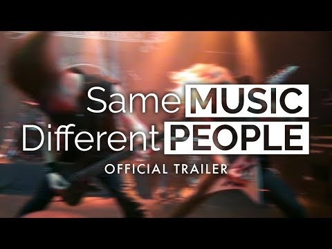 Same Music, Different People - OFFICIAL TRAILER