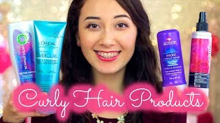 Curly Hair Diaries: Products for Curly Hair! ♥