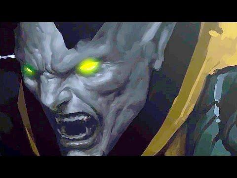 Harbinger KHADGAR - World of Warcraft Legion Animated Short
